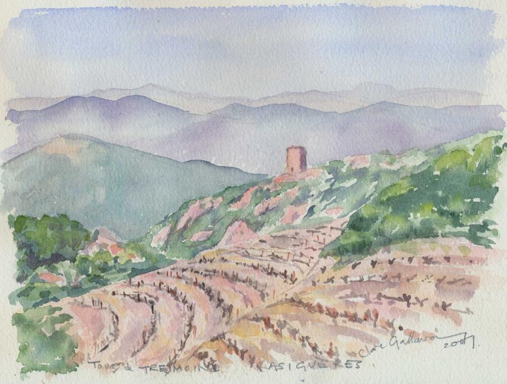 Tour de Trémoine by Clare Gallaway