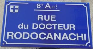 rue du docteur rodocanachi