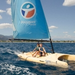 Kids welcome at Central Windsurf