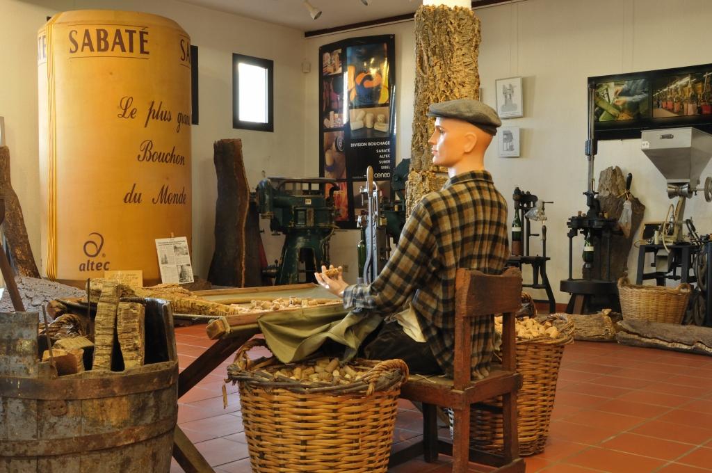 Maureillas La Vajol Cork museum