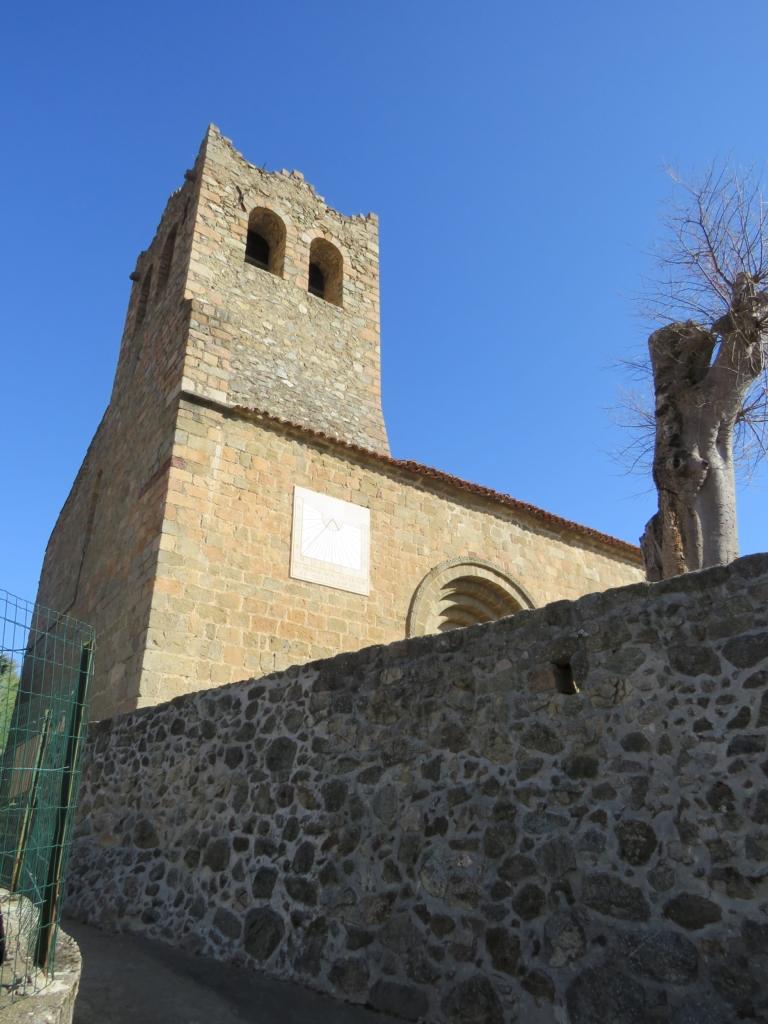 church serralongue