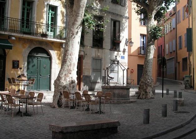 Place de la Revolution Française