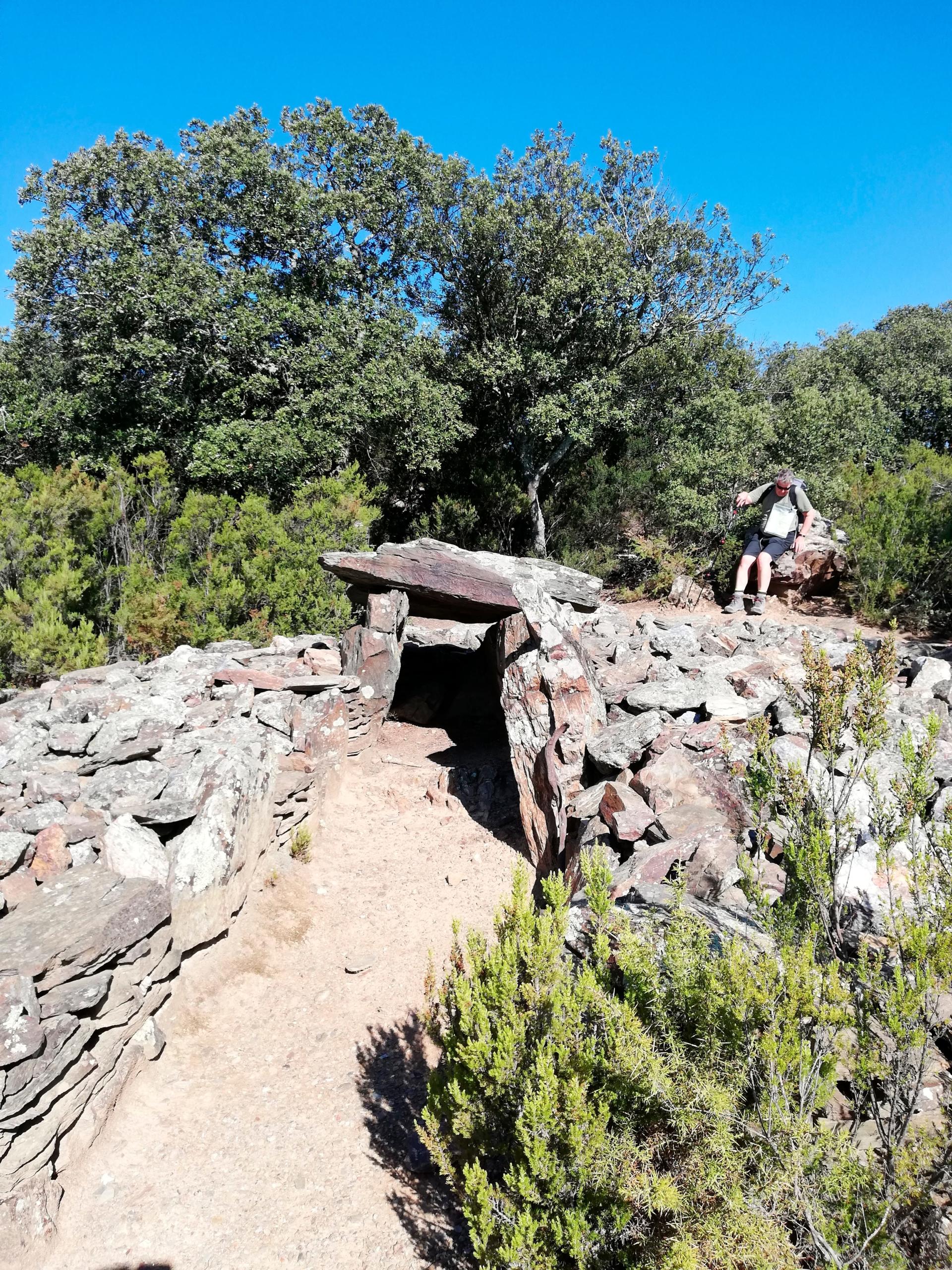Dolmen de Puig Fournas