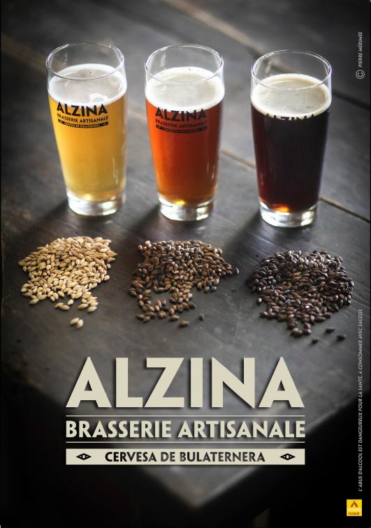 Brasserie Alzina.
