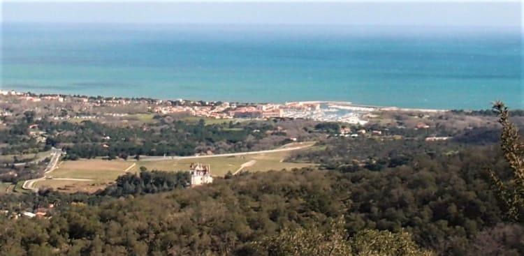 Walk: Chateau Valmy, Chapelle de St. Laurent & Foret d'Argelès