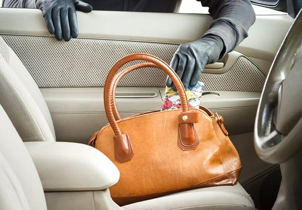 Car theft in Spain