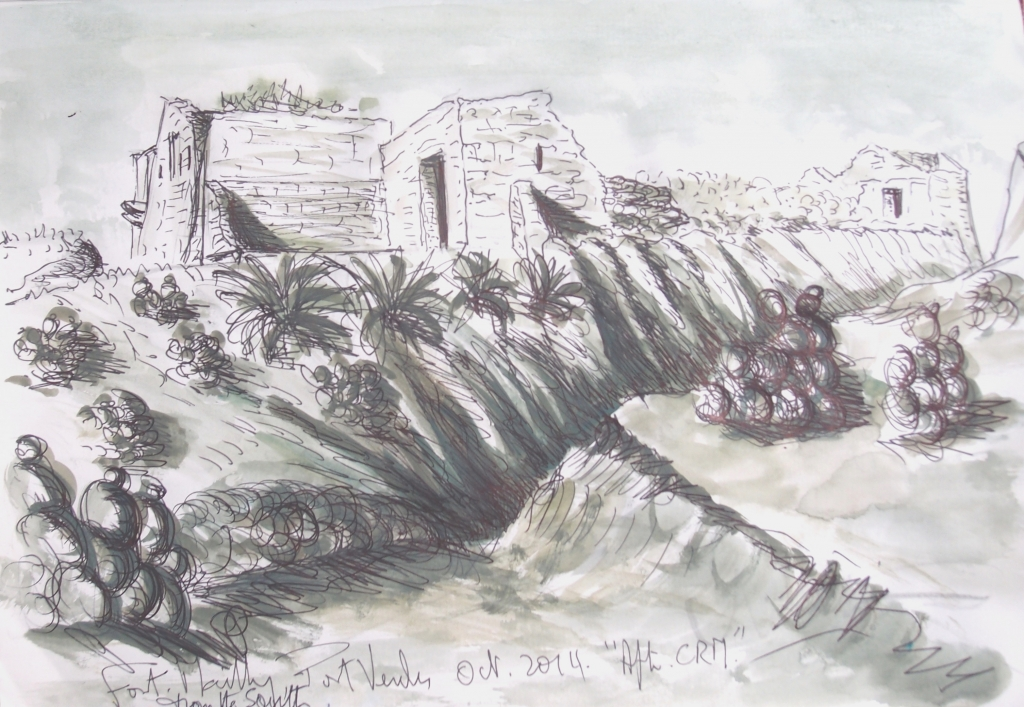 2015: Fort Mailly (1775)