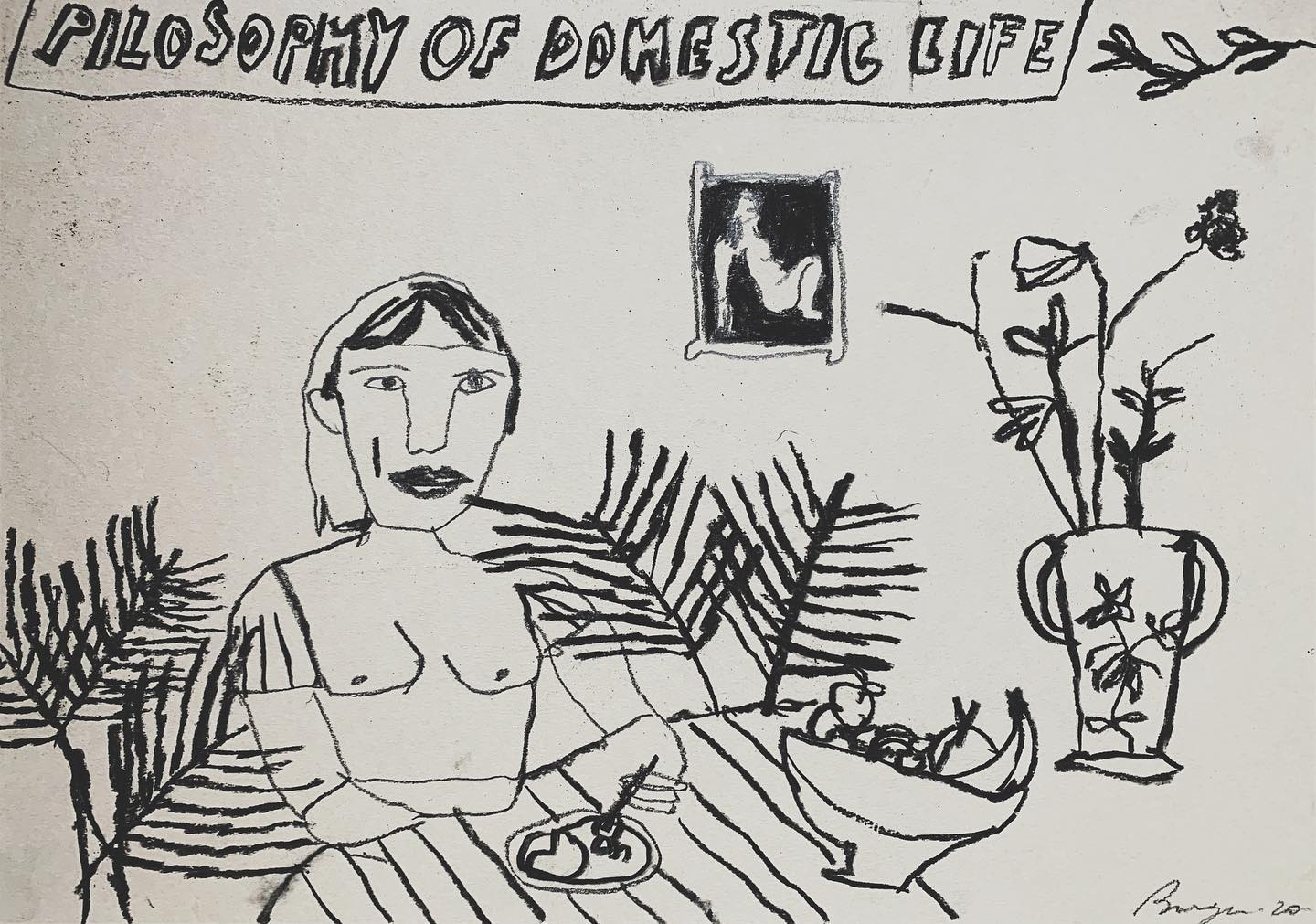 A philosophy of domestic life by Abel Burger