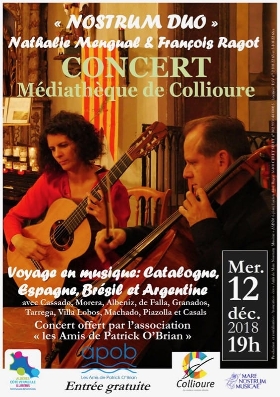 musical voyage to Catalonia