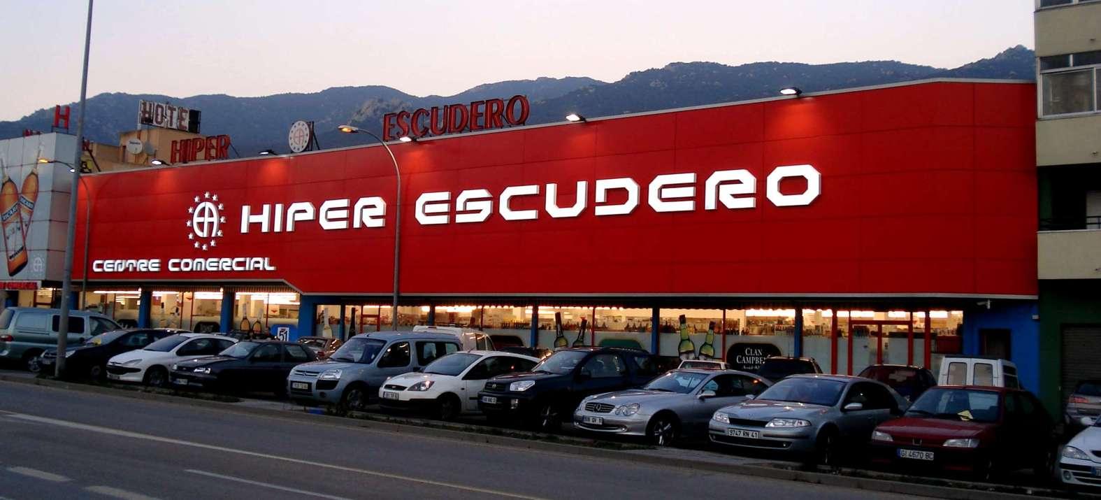 escudero La Jonquera