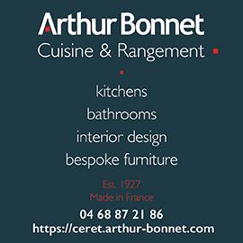 Arthur Bonnet sidebar