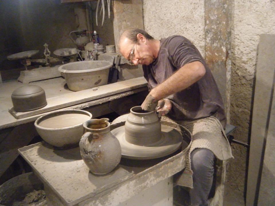Pottery Journées Européennes des Métiers d'Art