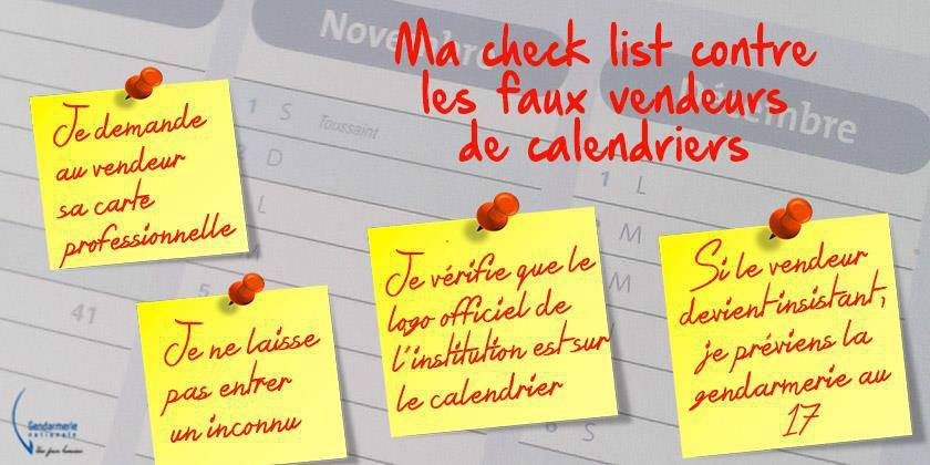 Christmas calendars in France