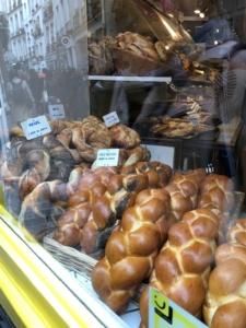 Brioche Parisian boulangerie