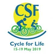 CSF cycle for Life Logo