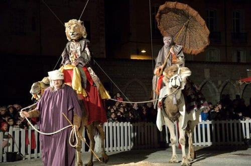 Cavalcade des Rois Mages, Perpignan