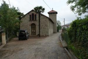 St George's Vernet Les Bains
