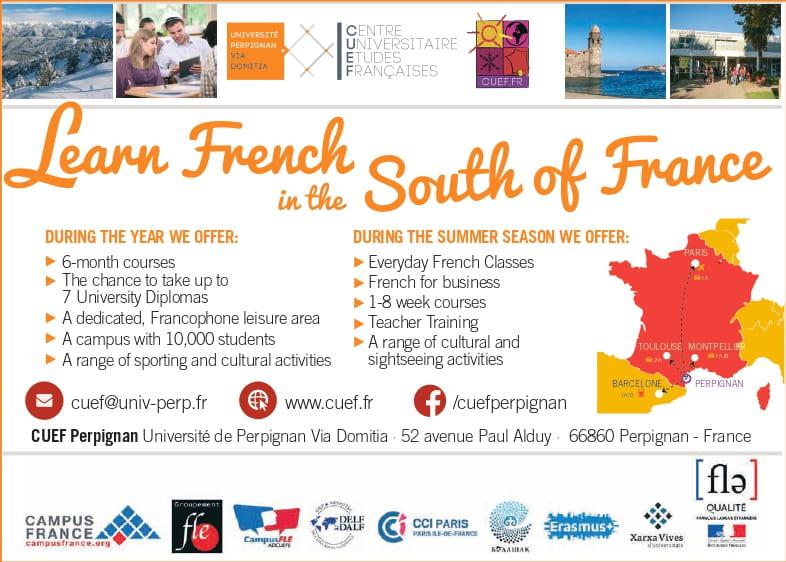 Learn French CUEF