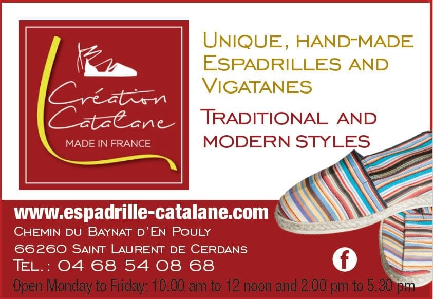 Creation Catalane espadrilles