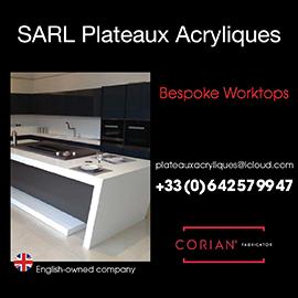 SARL Plateaux Sidebar
