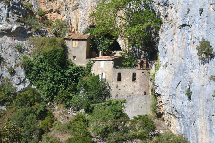 Saint Antoine and Gorges de Galamus