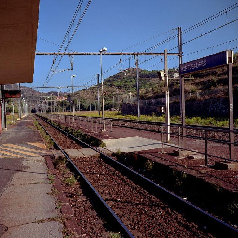 Train Station Port Vendres