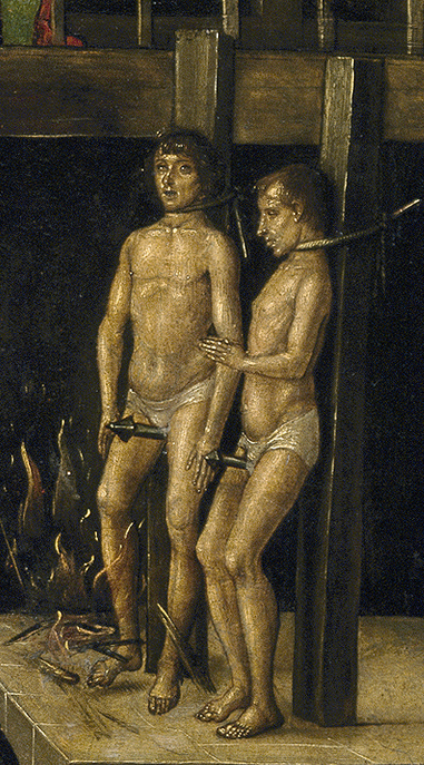 Cathars being burnt at the stake Wikipedia