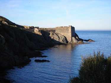 Fort St. Elme & Collioure