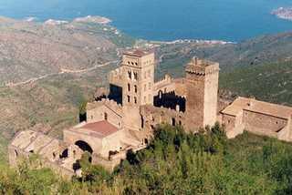 St Pere de Rodes, Llanca and El Port de la Selva