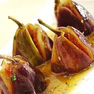 Roast figs