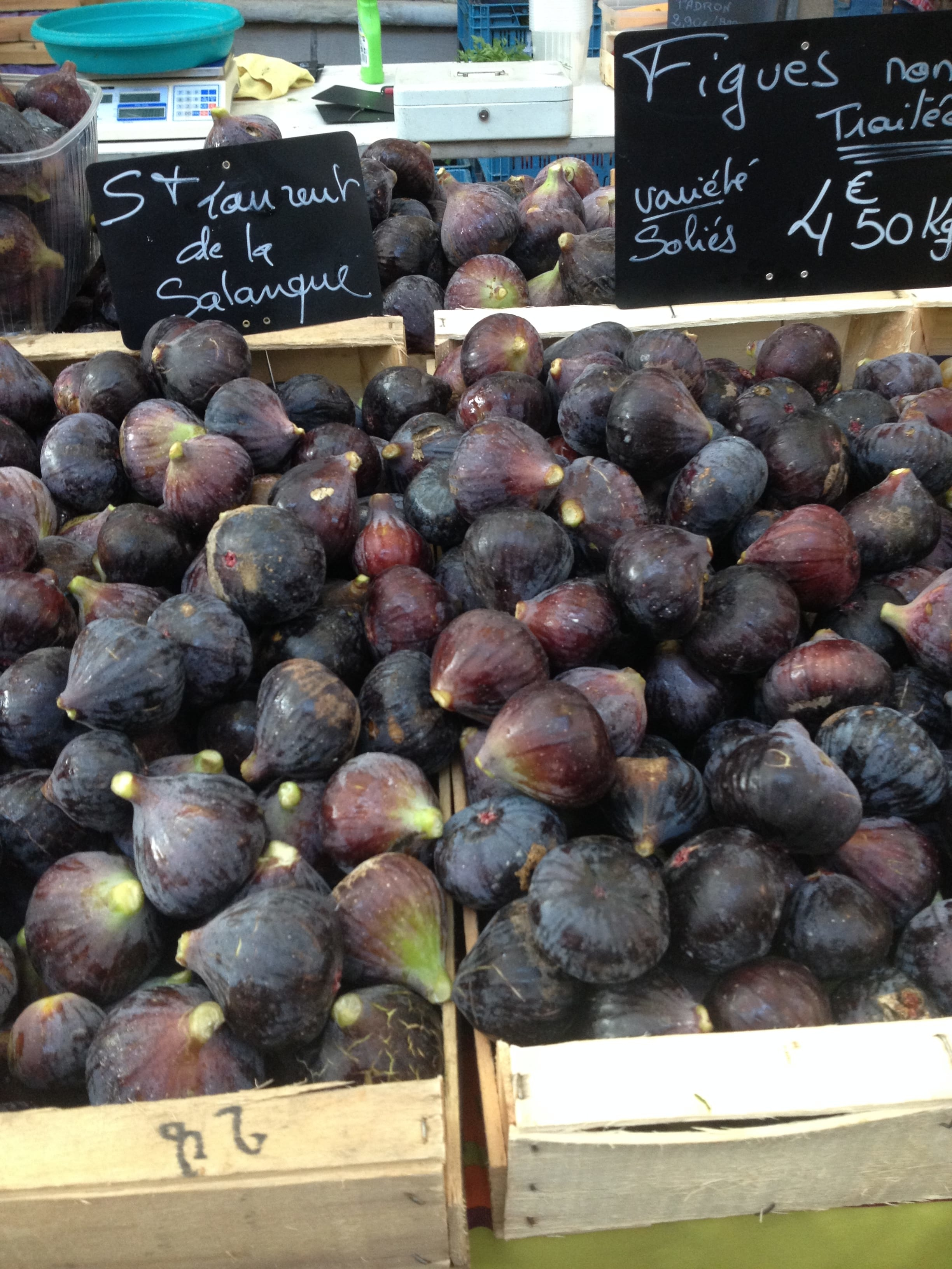 Figs in French Market