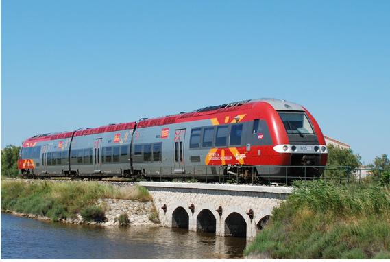 One euro train