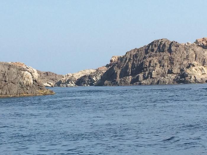 Around Cap Creus