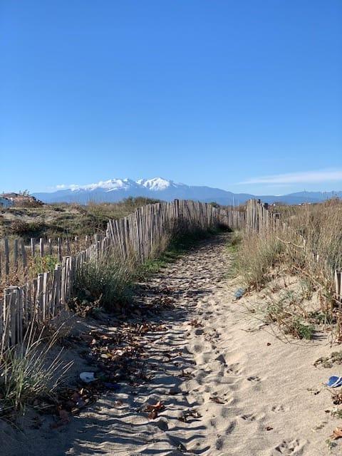 beach Saint Cyprien