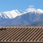 Winter in the Pyrenees Orientales