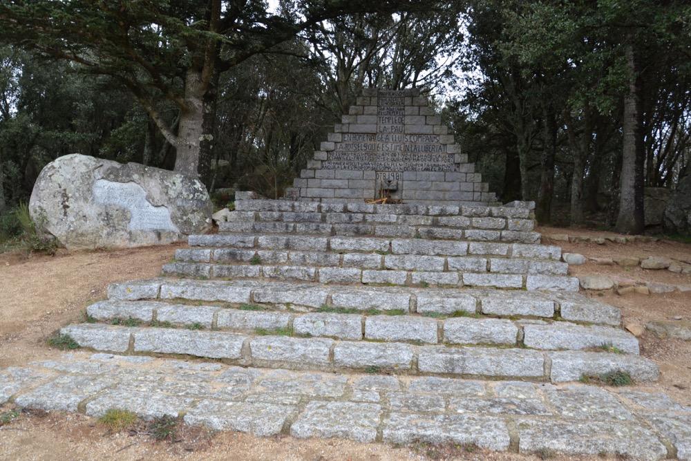 Temple de la paix Maureillas La Vajol
