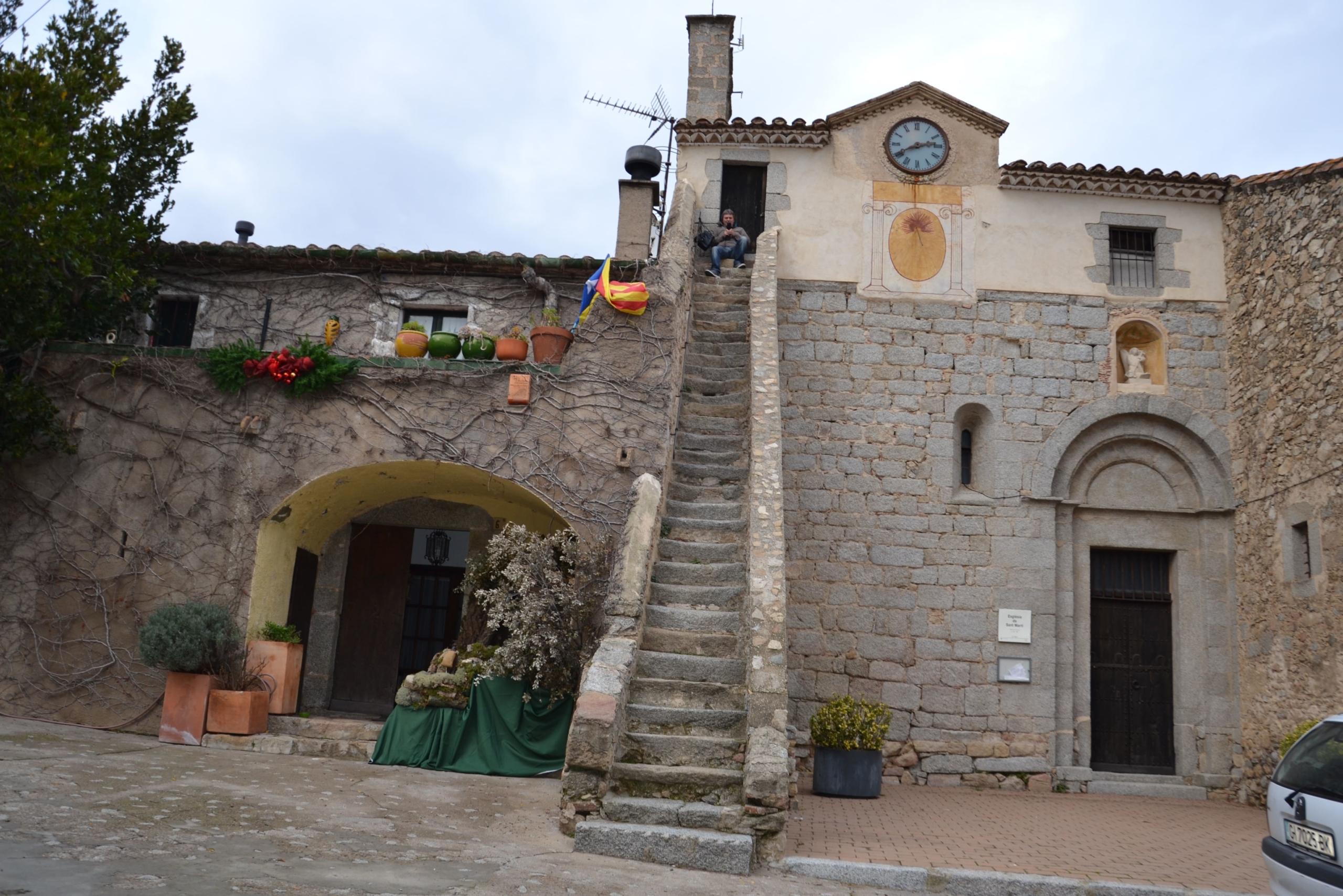 La Vajol church