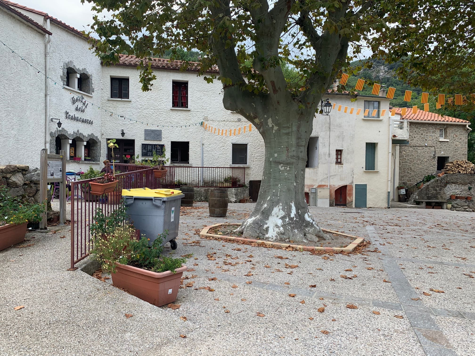Las Illas Restaurant Les Trabucayres
