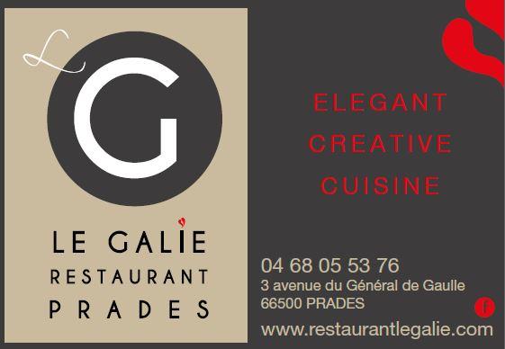 Le Galie Restaurant Prades