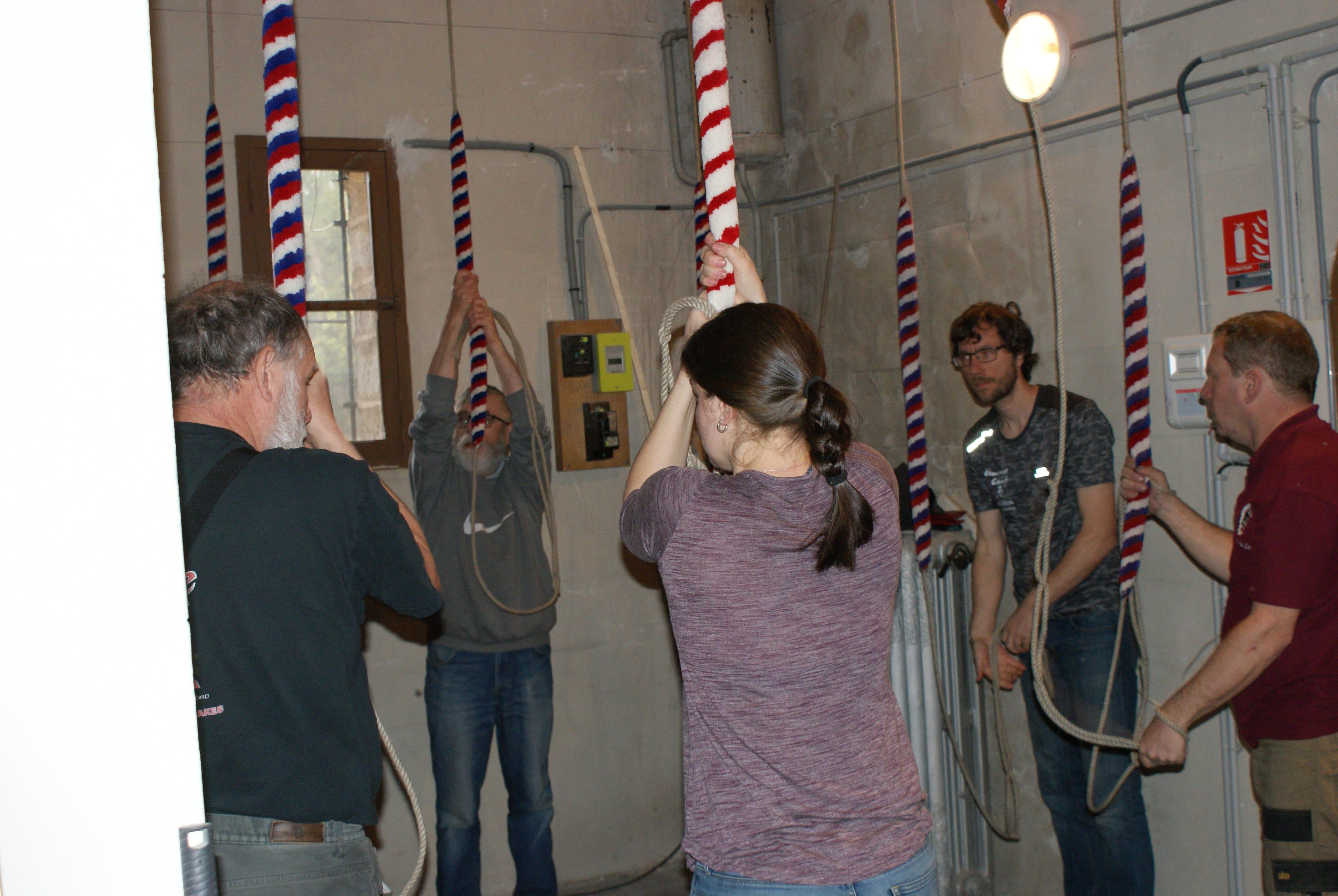 Bells of Saint Georges Vernet les Bains