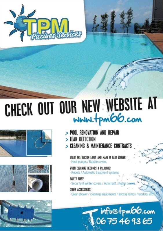 TPM POOL SERVICE Winterising your Swimming Pool
