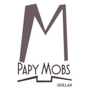 Clasic Bike Club, Papy Mobs Logo