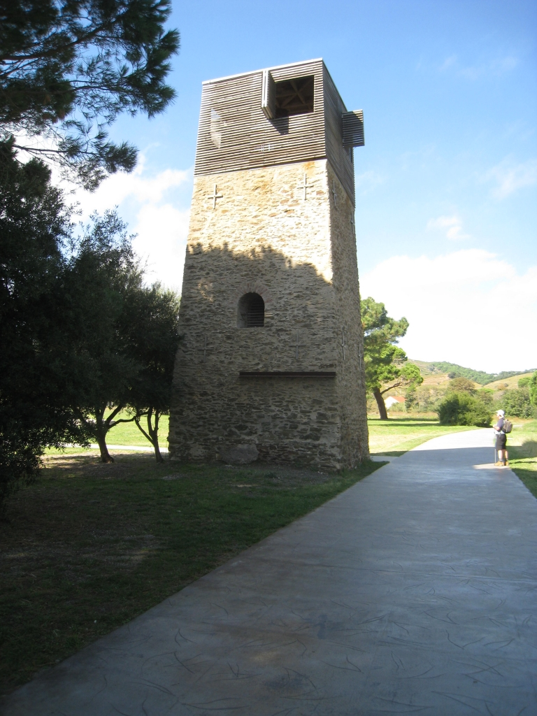 Paulilles tower