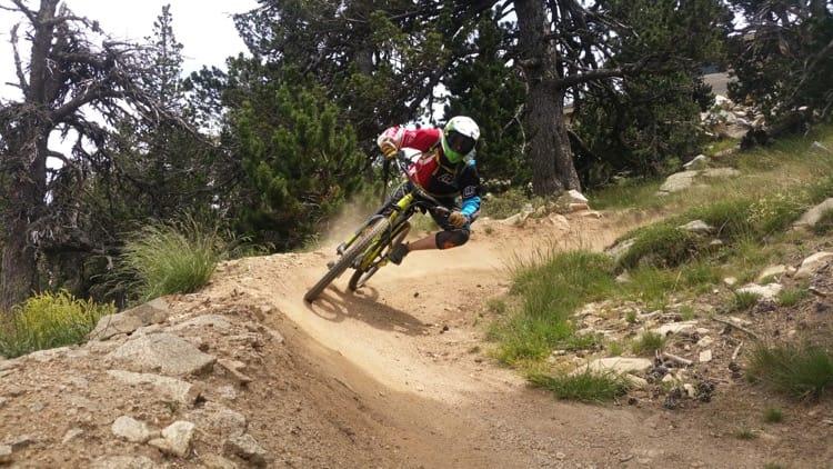 Mountain Biking in the Pyrénées Orientales