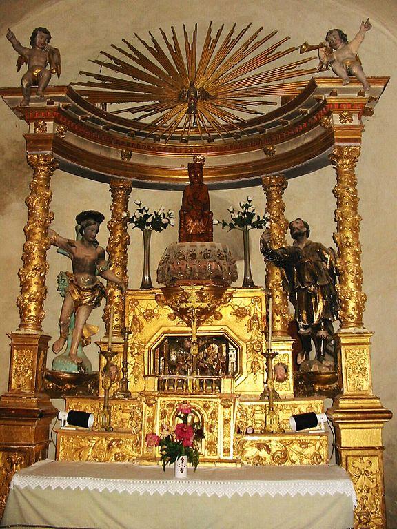 Notre Dame de la Merci, Planès