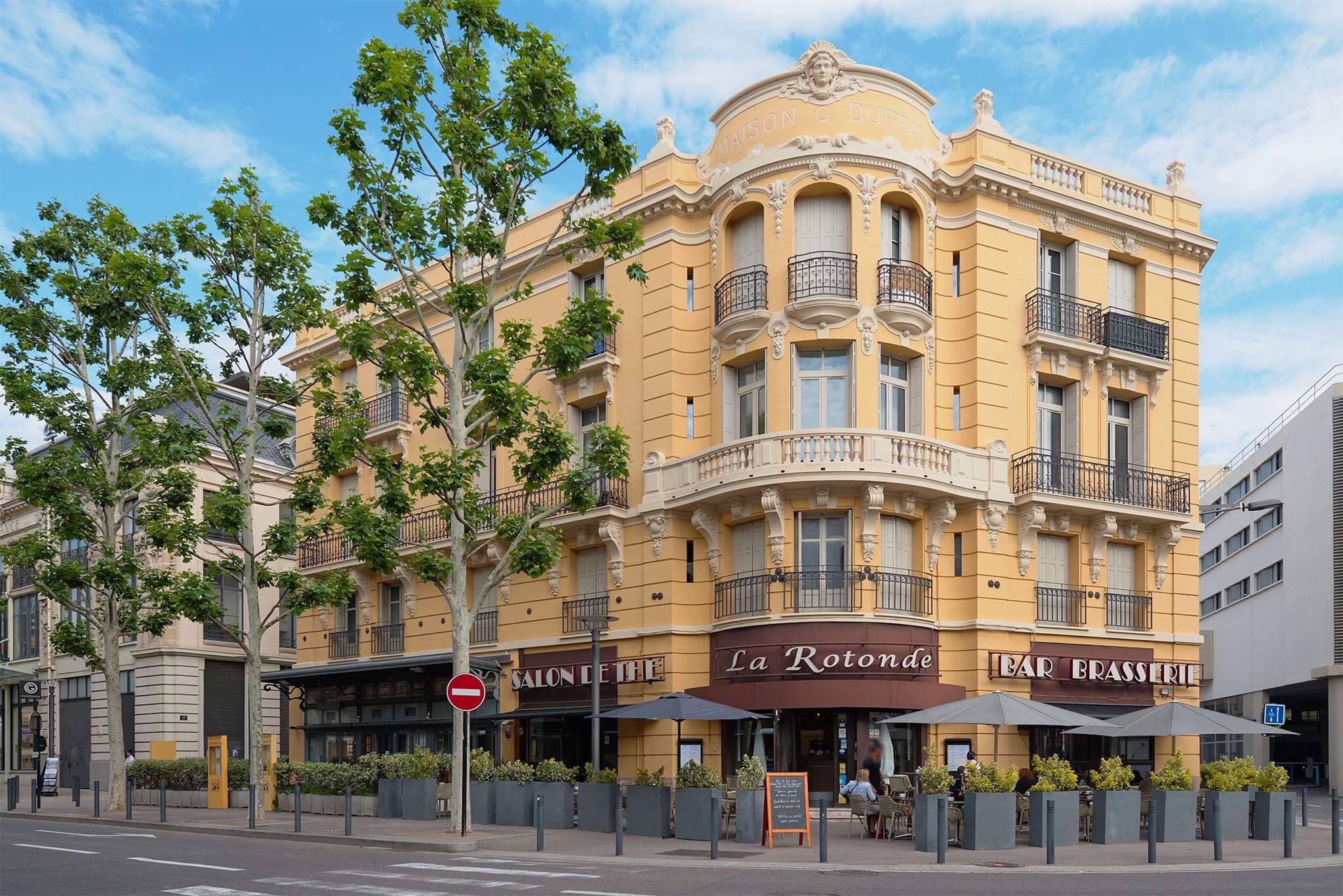 Restaurant La Rotonde, Perpignan