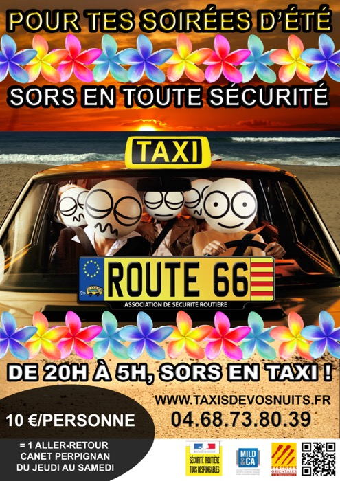 Route 66 taxis