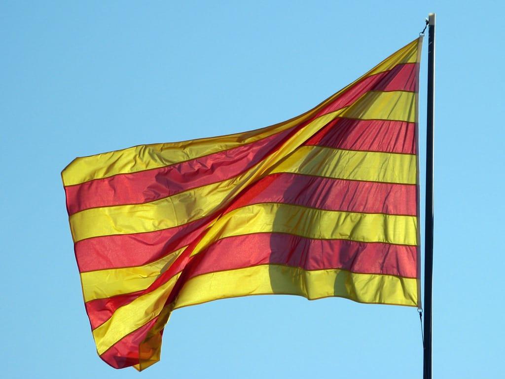 Senyera Catalan flag