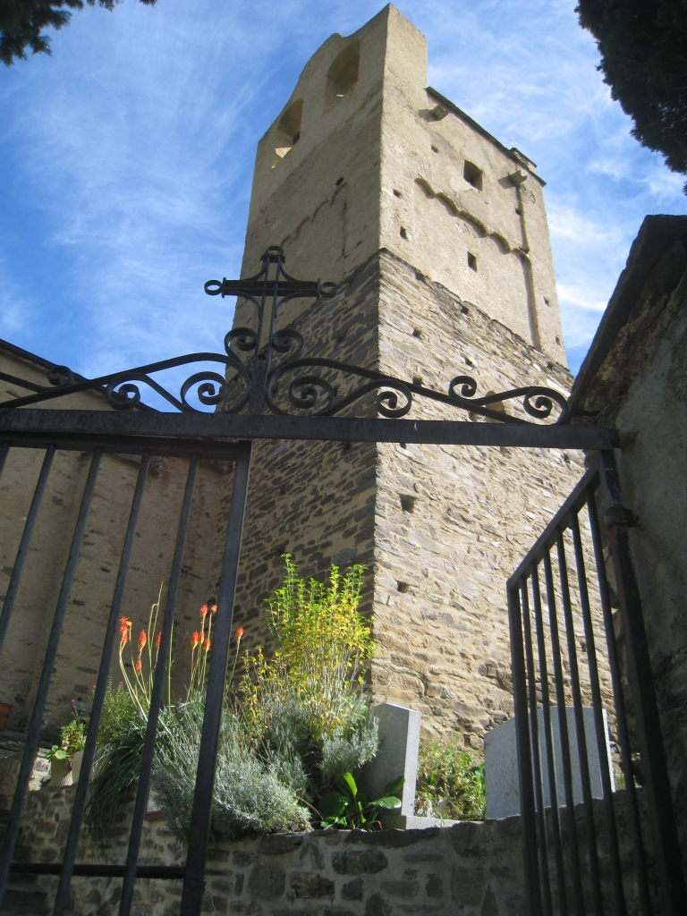 St Andre church entrance