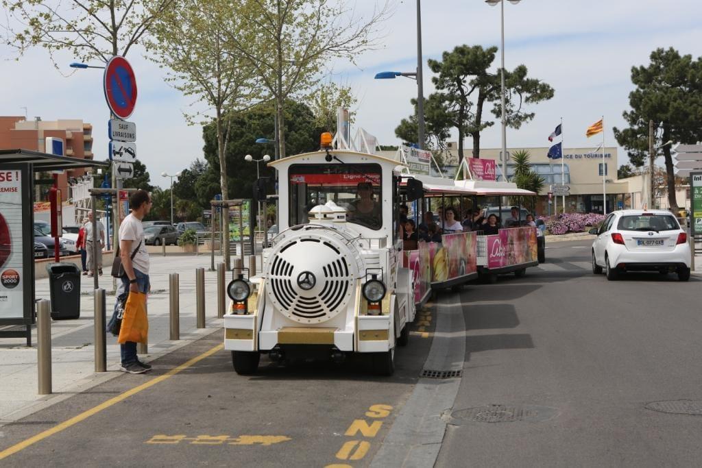 TAM free transport Argeles